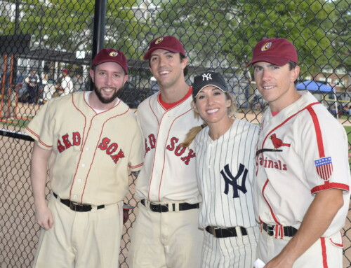 Oldtime Baseball Game has been moved to TUESDAY NIGHT, August 24