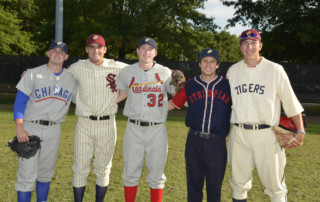2016 Oldtime Baseball Game