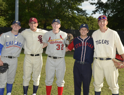 24th Annual Oldtime Baseball Game, August 17, 2017