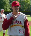 alaska goldpanners baseball uniform
