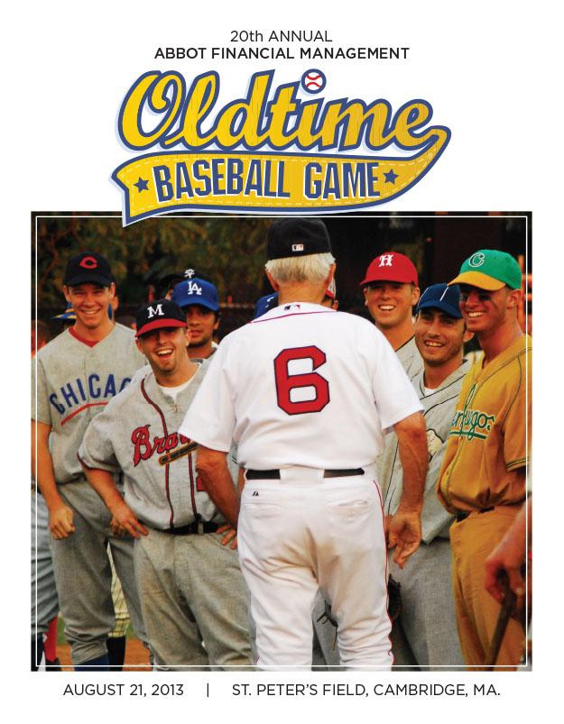 Johnny Pesky Oldtime Baseball Game
