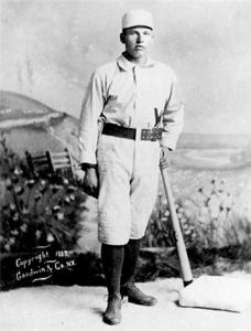 Dummy Hoy baseball Skip Flanagan