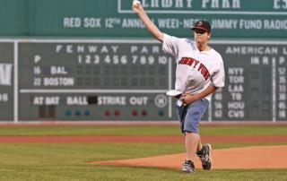 Jordan Leandre Oldtime Baseball Game
