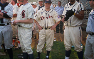 new york knights baseball uniform