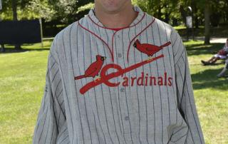 St. Louis Cardinals vintage jersey