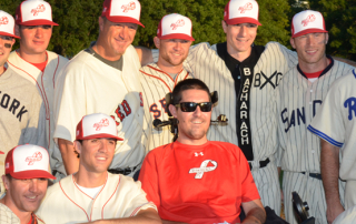 Pete Frates Oldtime Baseball Game