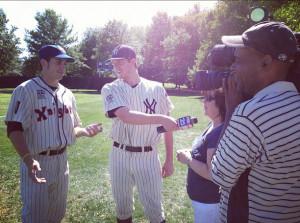 Skip Flanagan Oldtime Baseball Game