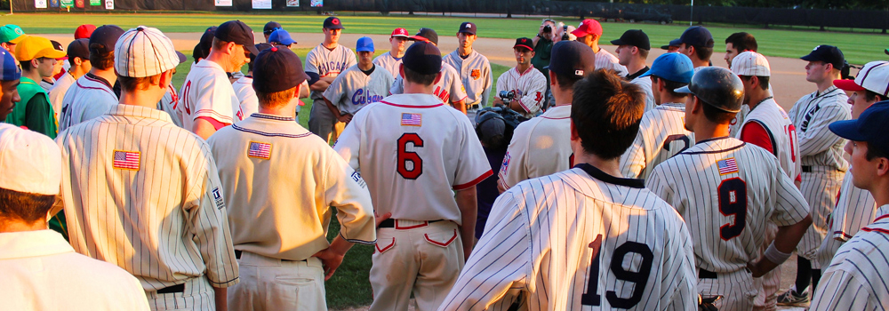 Pedro Martinez 2017 oldtime baseball game